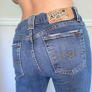 Y2K Low rise Vintage Lucky Brand Jeans:) size 2
